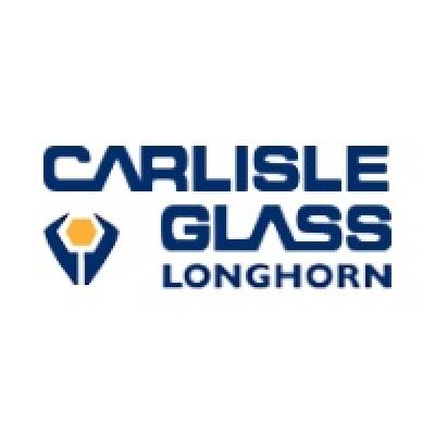 Carlisle Glass Longhorn